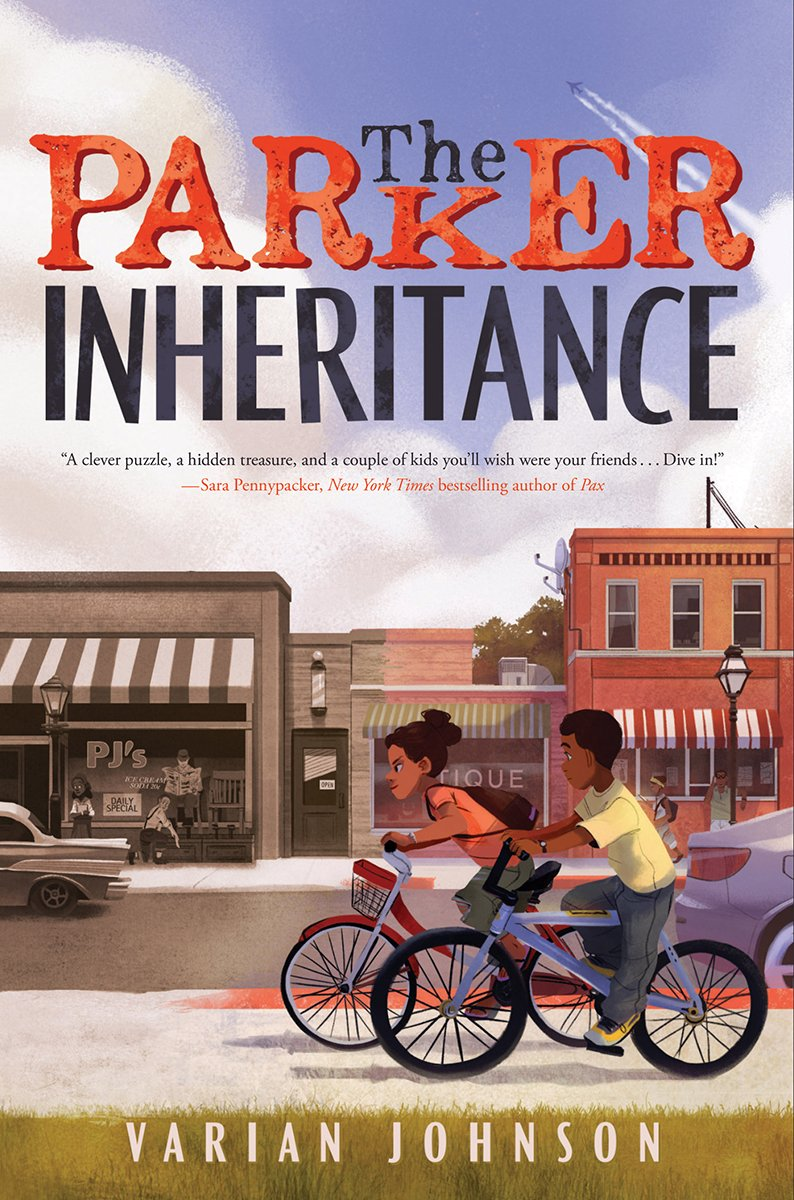 Image result for parker inheritance amazon