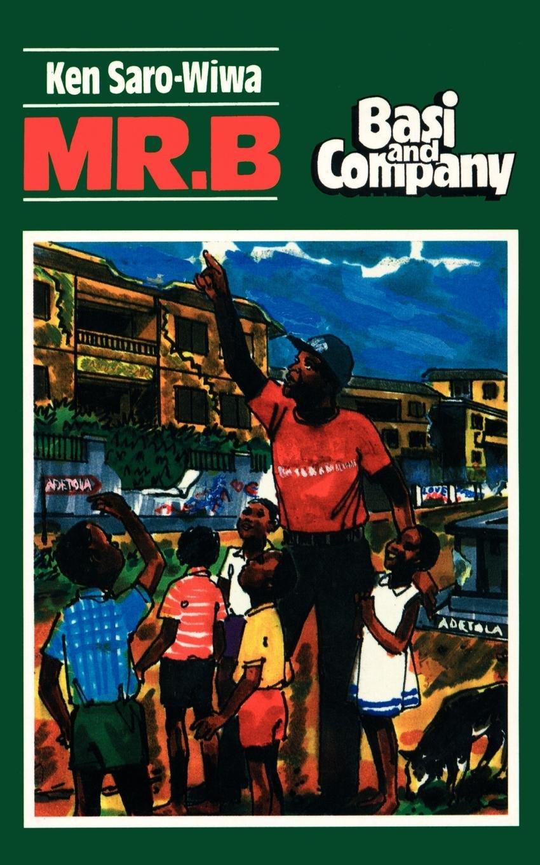 MR B (Saros Junior) ebook