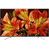 "Sony KD-55XF8596 - Televisor 55"" 4K HDR LED con Android TV (Motionflow XR 1000 Hz, 4K HDR Processor X1, pantalla TRILUMINOS, Wi-Fi), negro"