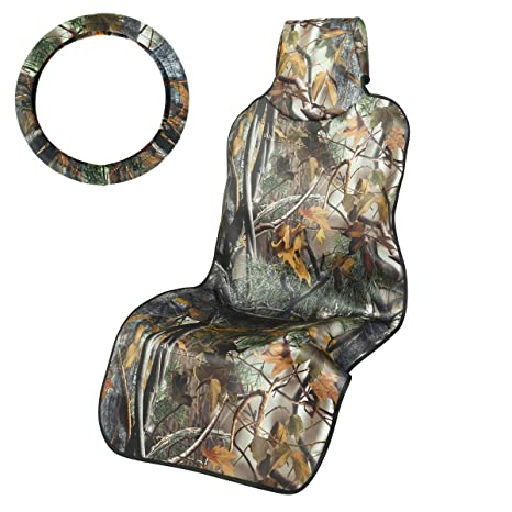 Awesome Camouflage Car Seat Cover Waterproof Car Seat Protector Sbr Vehicle Seat Protector Best Protection For Sweat Stains Smell Fit For Most Sedan Forskolin Free Trial Chair Design Images Forskolin Free Trialorg