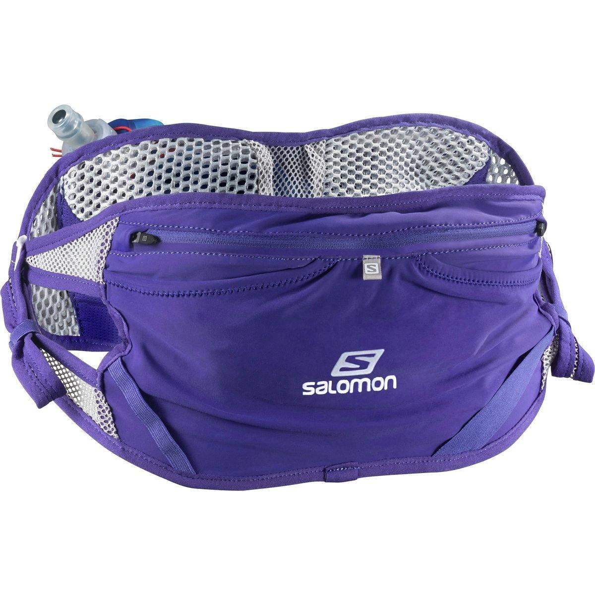 (サロモン) Salomon ADV Skin 3L Hydration Belt Setメンズ バックパック リュック Spectrum Blue/White [並行輸入品]   B079PSLY9D
