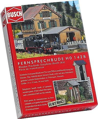 Busch 1428 Fernsprechbude