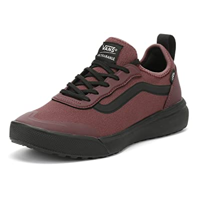 d17c7a769cab Vans Catawba Grape Burgundy Black Ultrarange AC Trainers  Amazon.co ...