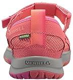 Merrell Girls' Hydro Monarch 2.0 Sandal Orange 3
