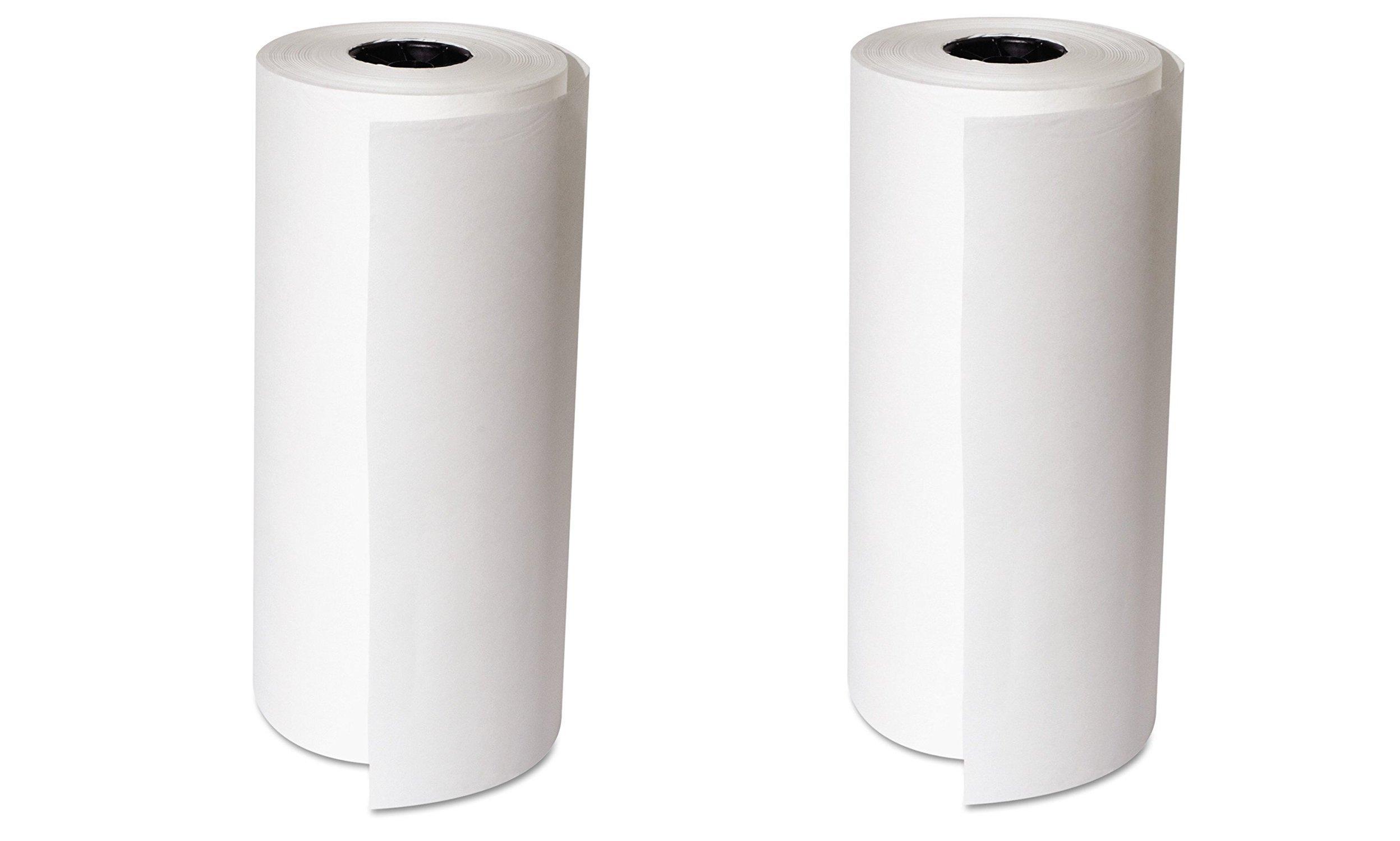 Gordon Paper BWKF184510006M Boardwalk Freezer Paper, 18'' x 1000ft, White (2 ROLLS)