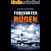 Todesurteil Rügen: Ostseekrimi (Westphal 4) (German Edition) book cover