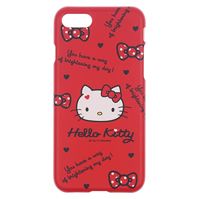 Amazon.com: iPhone XS/iPhone X Case [Slim Fit] Hello Kitty ...