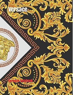 Versace: Notebook