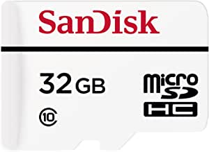 SanDisk High Endurance Video Monitoring Card with Adapter 32GB (SDSDQQ-032G-G46A)