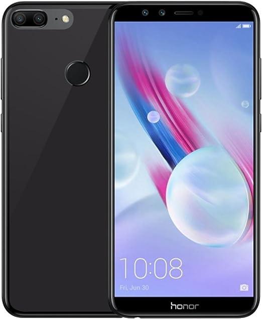 TBOC® Funda de Gel TPU Negra para Huawei Honor 9 Lite: Amazon.es ...