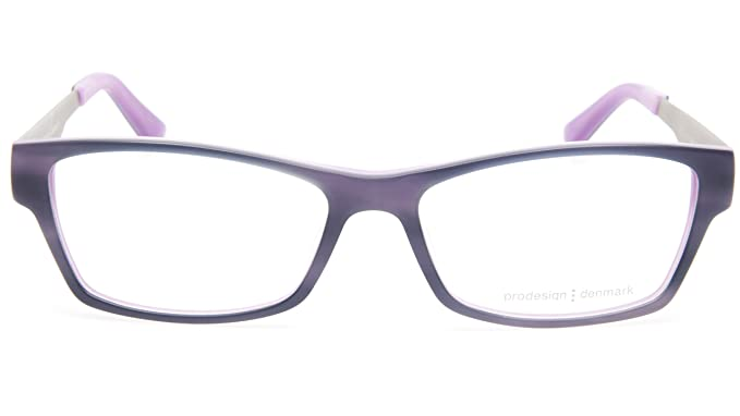 Amazon.com: NEW PRODESIGN DENMARK 1727 c.3424 PURPLE EYEGLASSES ...