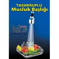 Relax Kitchen% 50 Su Tasarruflu 2 Kademeli Musluk Başlığı