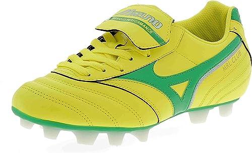 Scarpe da calcio MIZUNO MRL CLUB MD GIALLO-VERDE P1GA160637