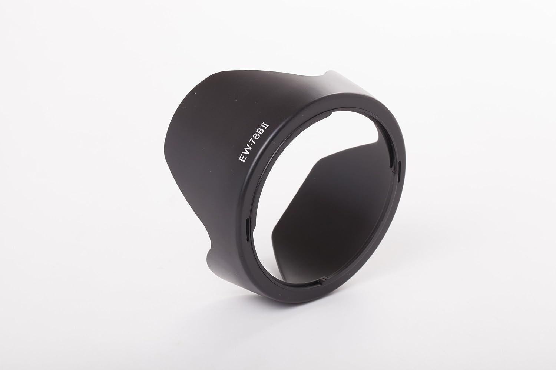 Sonnenblende Gegenlichtblenden ersatz EW-78BII für Canon EF 28-135mm f//3.5-5.6