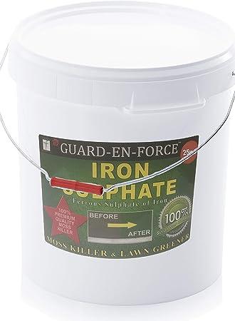 Para que es sulfato ferroso