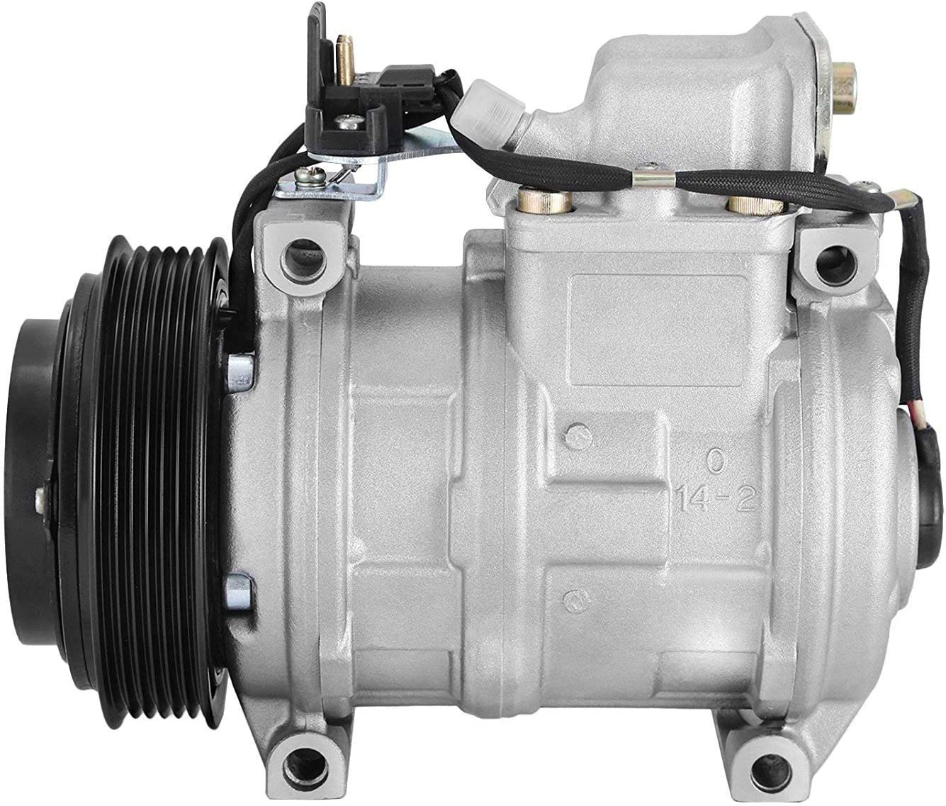 RYC Reman AC Compressor FG671 2009 2010 2011 2012 2013 2014 Nissan Maxima 3.5L