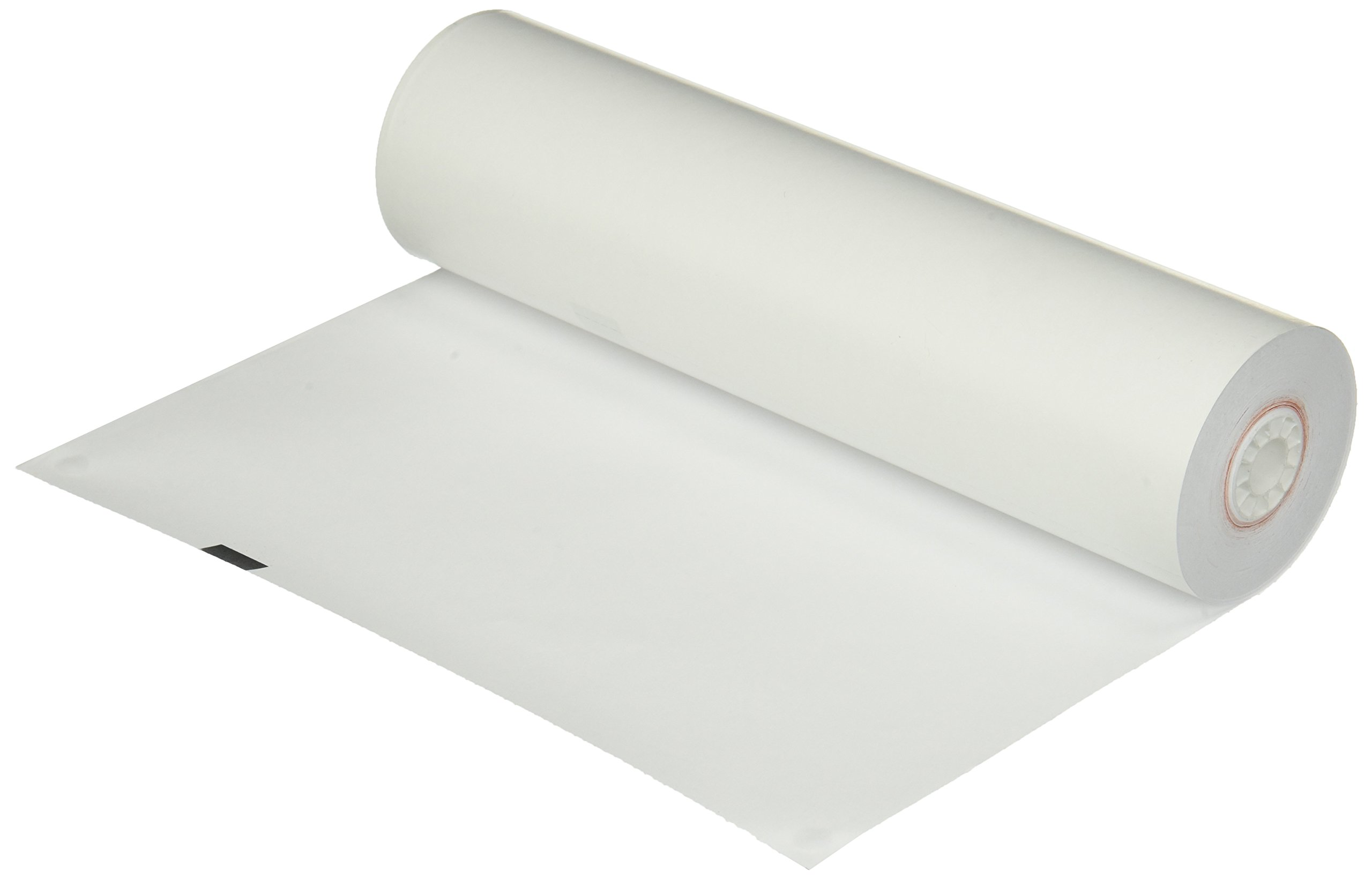Partek Solutions Brother Mobile LB3788 Alternative, Premium Perforated Roll Thermal Paper, 20 Year Archive Ability, 6 Rolls