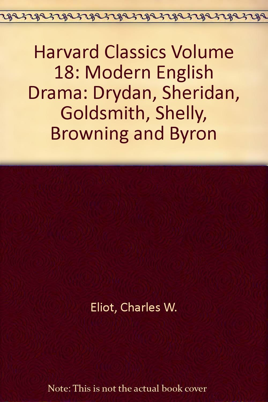 Harvard Classics Volume 18: Modern English Drama