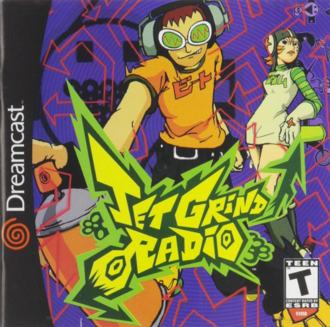 Jet Grind Radio by Sega (Image #1)