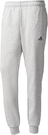 adidas Ess T Fl Trousers for Man, Grey (Brgrin/Maruni), XXL