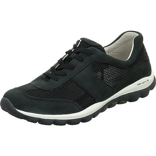 new arrival 412cc adf50 Gabor Damen Rollingsoft Sneakers, Night Blue 46, 41 EU