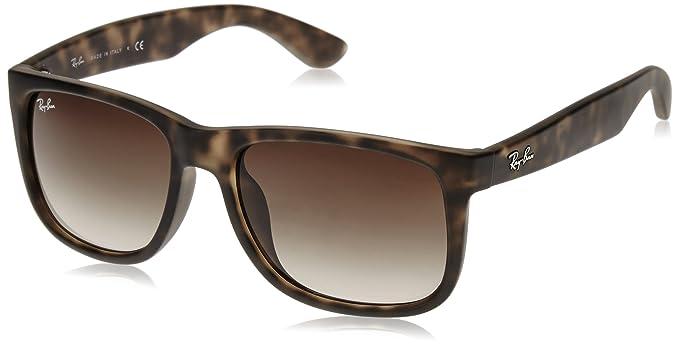 9424f174c Ray-Ban RB4165F-856/13-55 Hombres Gafas de sol: Amazon.es: Ropa y accesorios