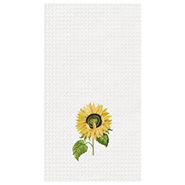 C&F Home 18X27  KITCHEN TOWEL, SUNFLOWER