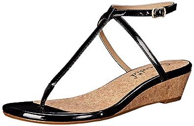 6e6acb42295c6 Splendid Women s SPL-Ember Wedge Sandal Black 6.5 ...