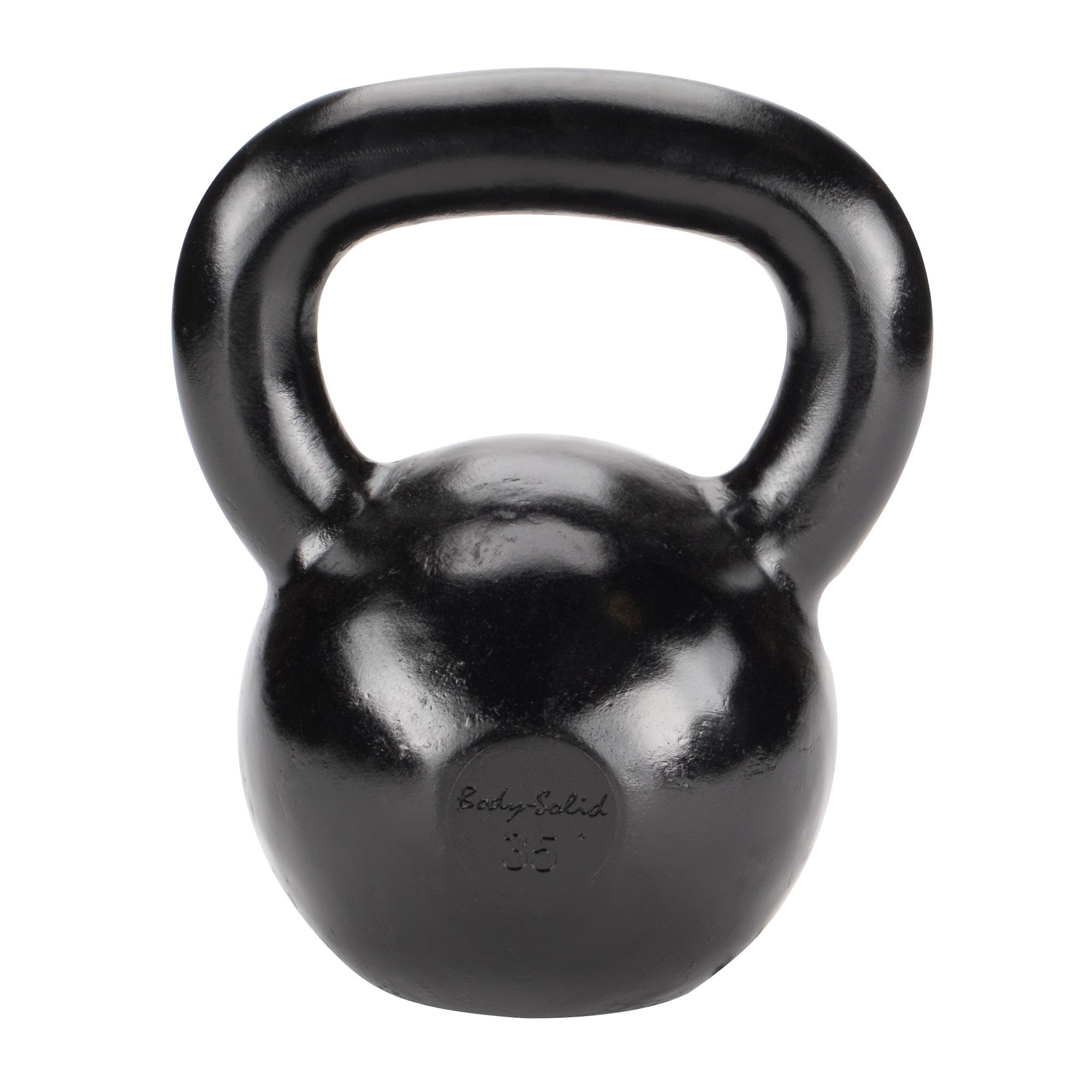 Body-Solid Iron Kettlebells 5-100 lbs. by Body-Solid (Image #1)