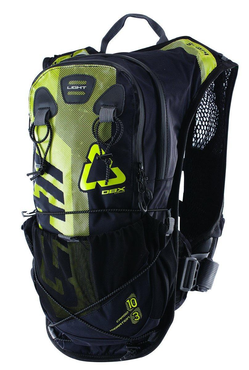 Leatt DBX Cargo Tasche von Hydratation Unisex Erwachsene, schwarz Lime