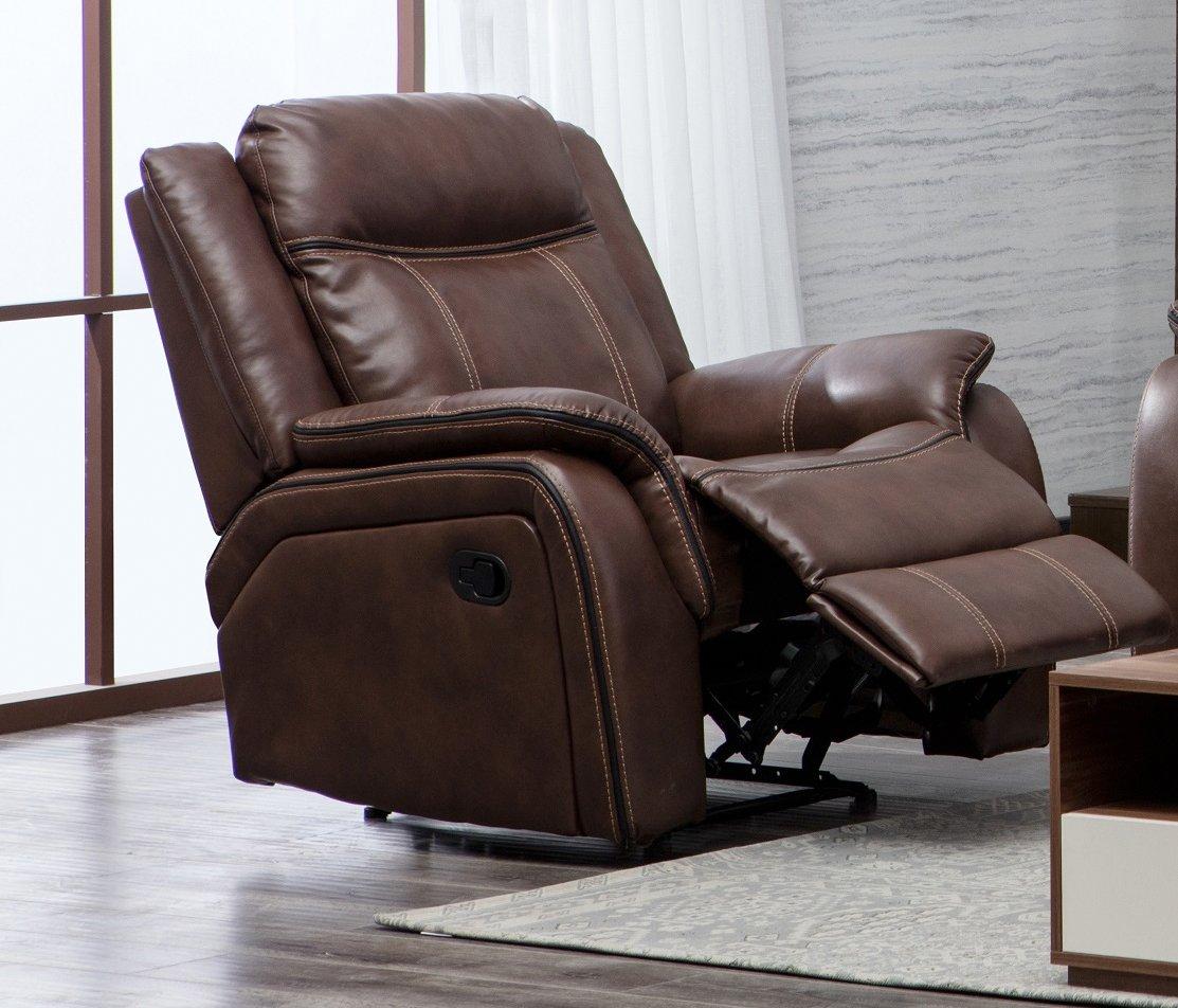 Leather Corner Sofa Cheap: New Hartfordshire Leather Reclining Sofa Set 3 + 2