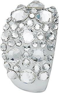 Kristall Boutique Bague Infinity II de plexiglas orné avec crystals from Swarovski taille 55 AN_11700830256