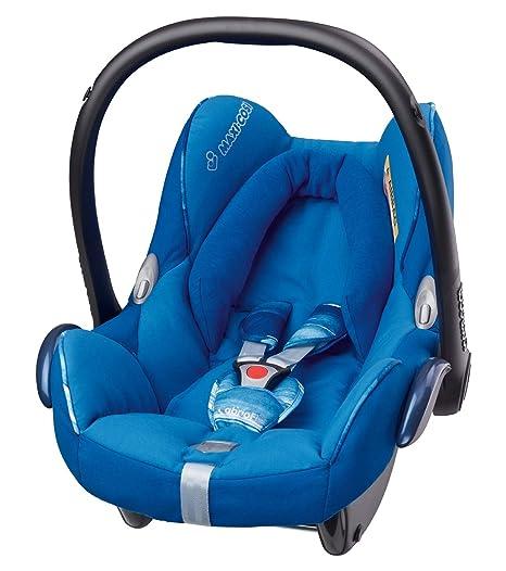 Maxi-Cosi CabrioFix, Silla de coche grupo 0, acuarela azul: Amazon ...