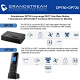 Grandstream DP750 Long-range DECT Base Station + DP720 DECT Cordless HD Handset