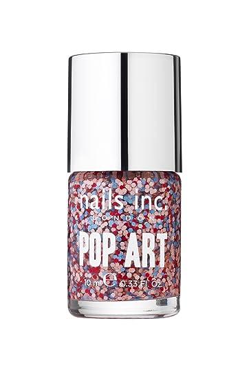 Amazon.com : Nails inc Knightsbridge Place Pop Art by Nails Inc : Beauty
