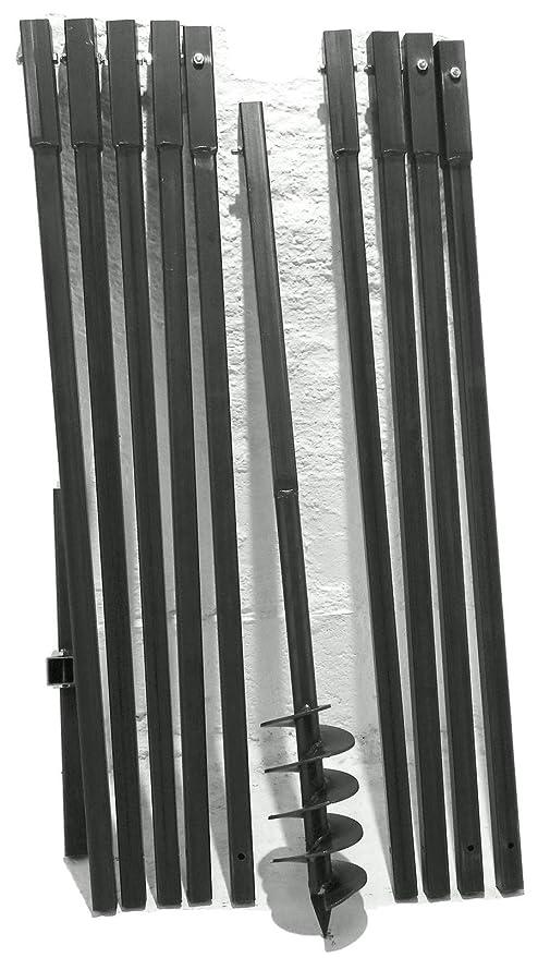 120 Mm 10 Meter Set Trivella Trivella Per Giardinaggio Fontana