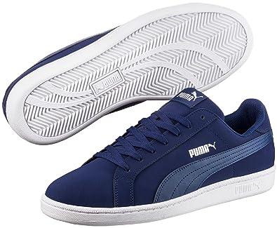 Puma Men s Smash Buck 356753 362836 Low-Top  Amazon.co.uk  Shoes   Bags e0e53daf5