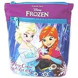 Reine des Neiges [N6040] - Sac créateur 'Frozen - Reine des Neiges' bleu violet