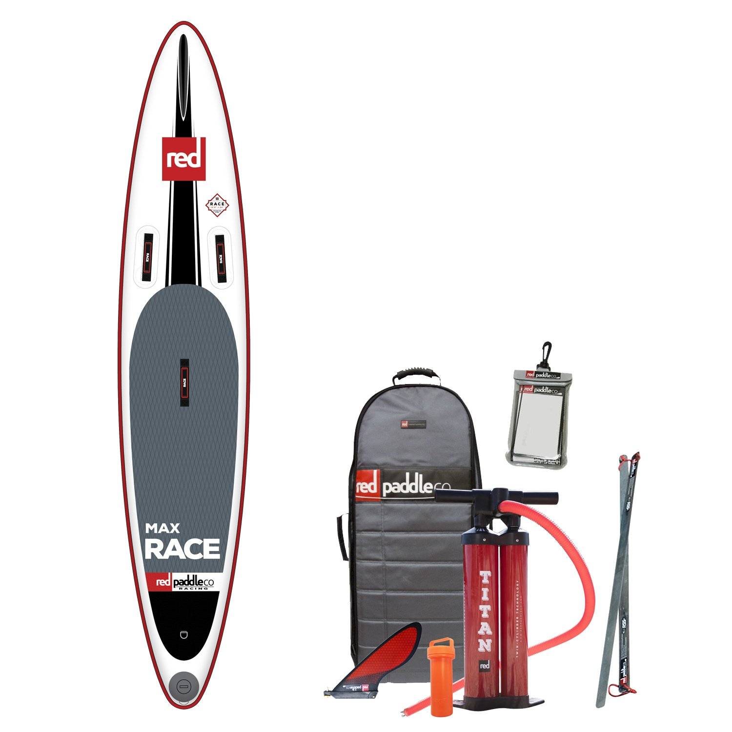 Red Paddle Co - Sup Stand Up Paddle Boarding - 10;6 Race ...