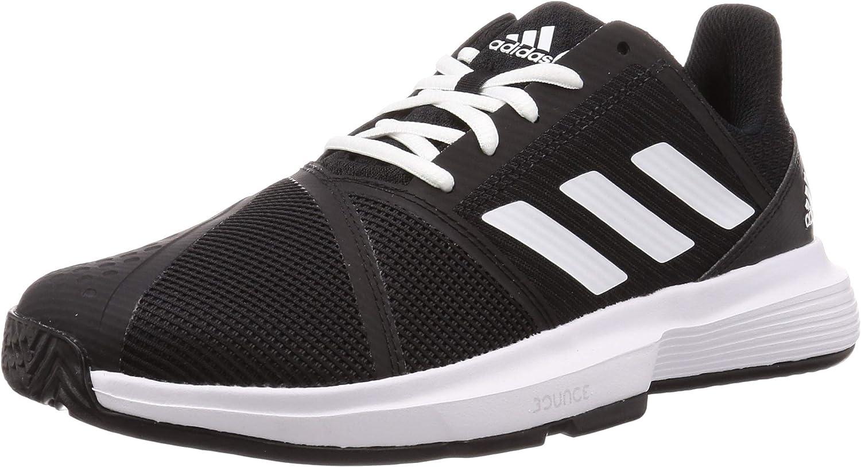 adidas Courtjam Bounce M, Zapatos de Tenis para Hombre: Amazon.es ...
