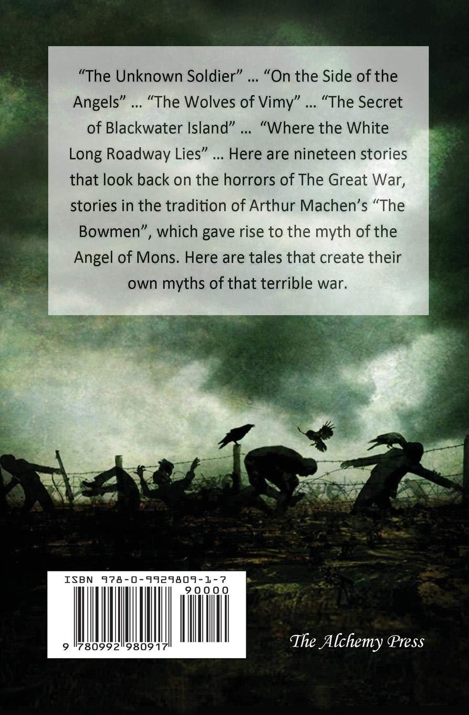 Read Kneeling In The Silver Light Stories From The Great War By Dean M Drinkel