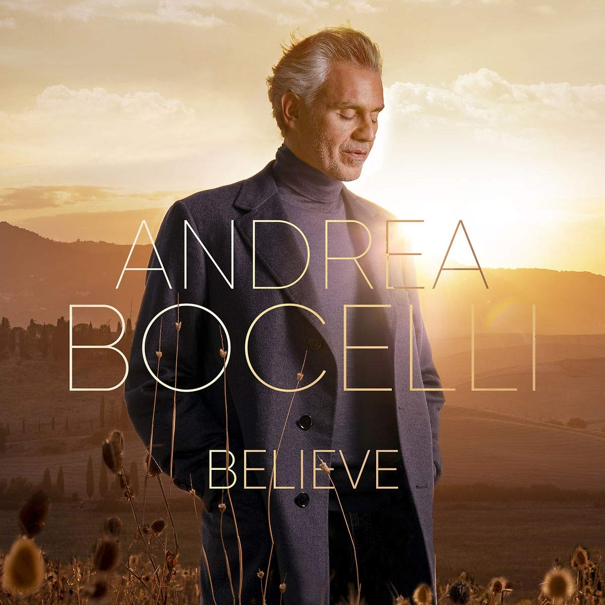 Book Cover: Believe