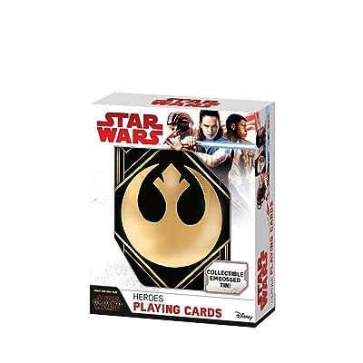 Topps Star Wars: Les Derniers Jedi - Boite Métal Collector