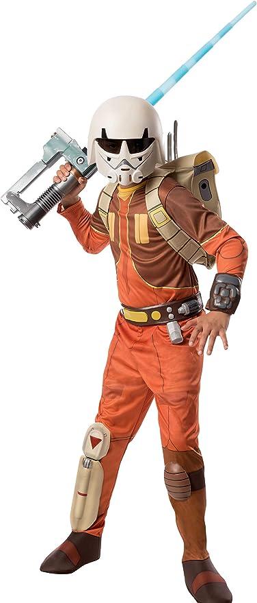 Star Wars Rebels Deluxe Agent Kallus Child Costume