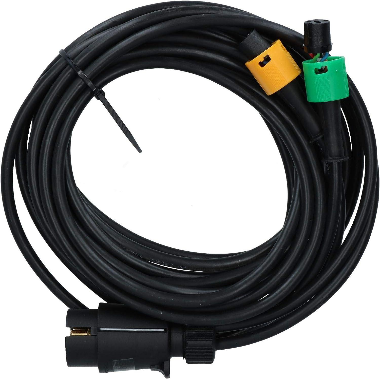 AB Tools-Maypole 4m Arnés de cableado para Remolque Erde & Daxara ...