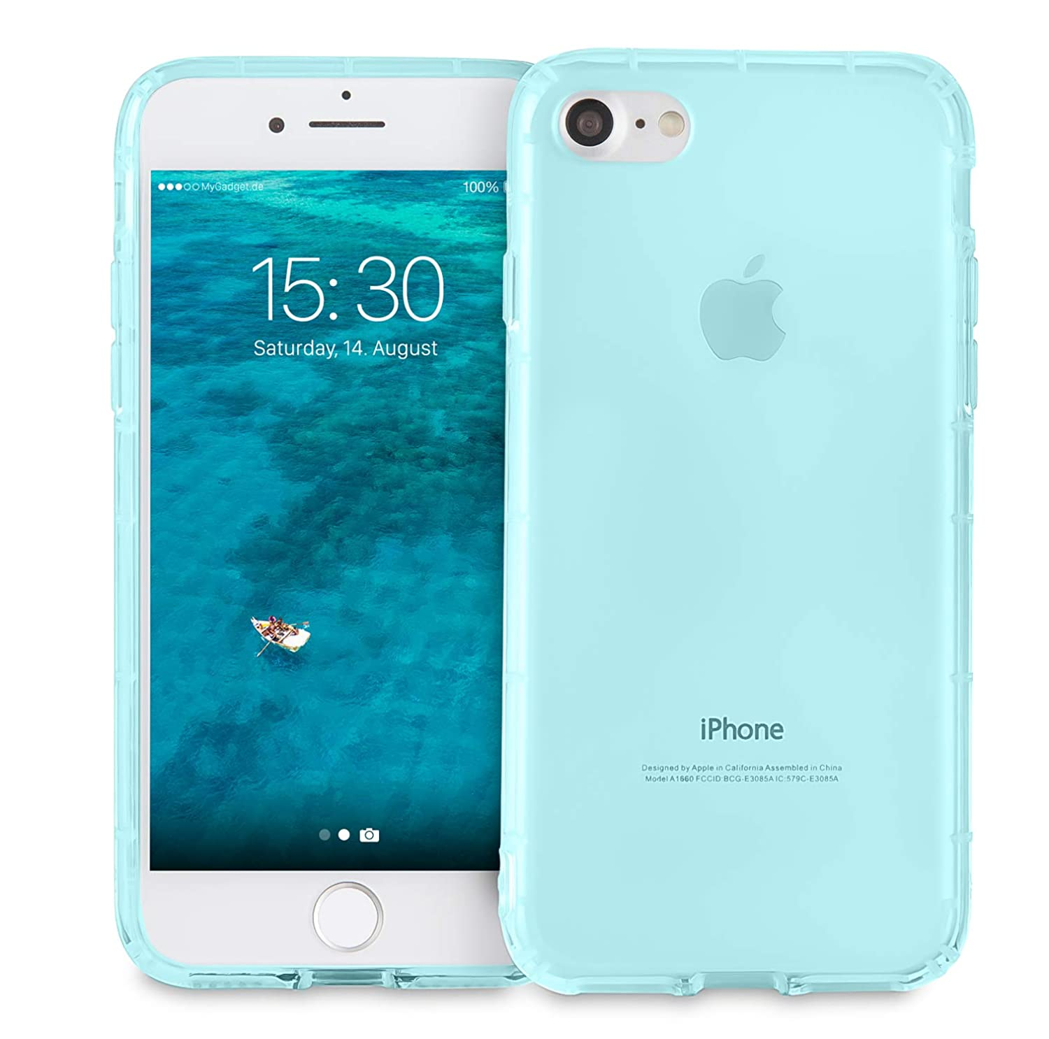 MyGadget Funda Slim para Apple iPhone 7/8 en Silicona con ...