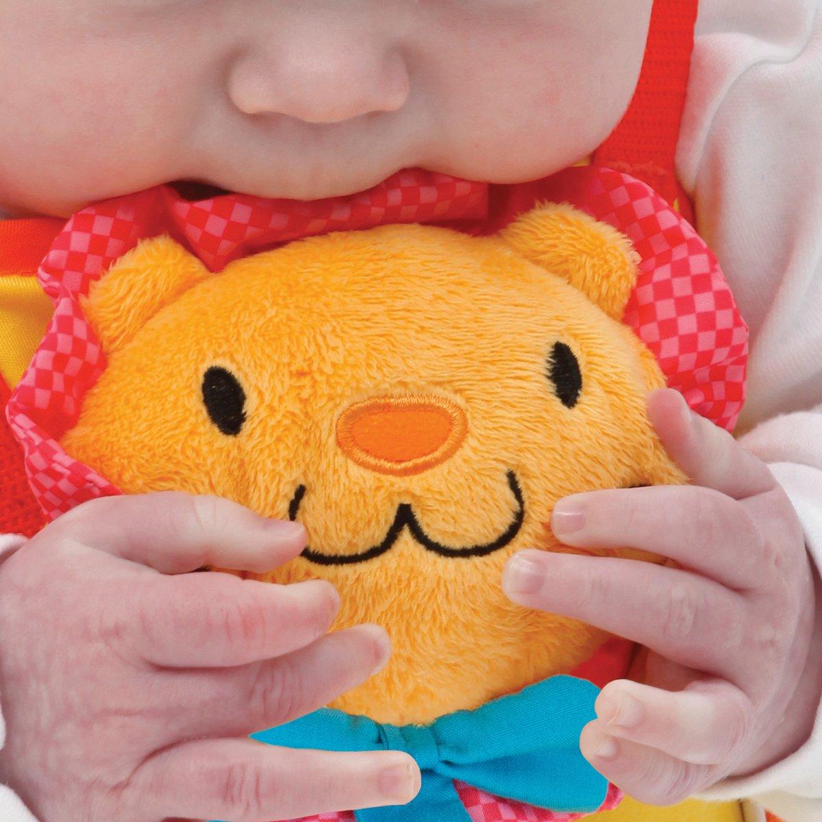 /rosso//blu Munchkin Bounce About Baby Door Bouncer/