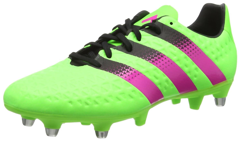Adidas Herren Ace 16.3 SG Fußballschuhe, Grün
