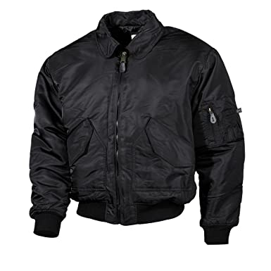 MFH Chaqueta Aviador EE.UU. CWU Airforce Basic: Amazon.es ...