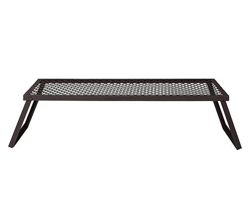 AmazonBasics Portable Outdoor Folding Campfire Grill